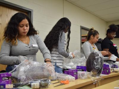 Cosmetology Kits for Cosmo Students